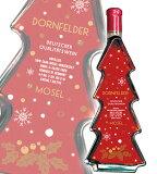 クリスマス ツリー型 ボトル モーゼル ドルンフェルダー (赤) 2016 かわいいクリスマスツリー型ボトル入り 辛口 赤 (ザール モーゼル ヴィンツァーゼクト社) ドイツ 赤ワイン ワイン 辛口 500ml