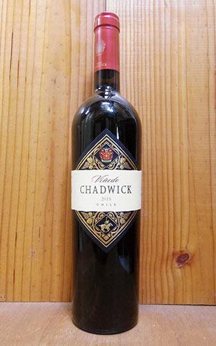 ワイン, 赤ワイン  2015 ( ) 750mlVina Errazuriz Viniedo Chadwick 2015CHILE Puente Alto Maipo Valley