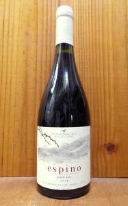 エスピノ ピノノワール 2018 ウイリアム フェーヴル (チリ) 赤ワイン ワイン 辛口 フルボディ 750mlEspino Pinot Noir [2018] William Fevre (Chile)