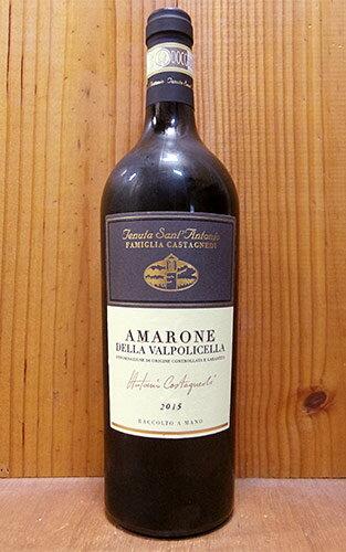 ワイン, 赤ワイン  2015 750mlAMARONE DELLA VALPOLICELLA 2015 Tenuta SantAntonio DOC AMARONE DELLA VALPOLICELLA