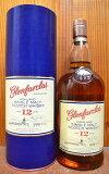 【箱入】グレンファークラス シングル ハイランド モルト スコッチ ウイスキー 12年 1L 1000ml ビッグサイズ 43度 グレンファーグラス蒸留所元詰Glenfarclas Single Highland Malt Scotch Whisky 1Litre Size 43% (Gift Box) (J&G Grant)