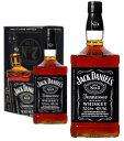 【箱入 正規品 3000ml ビッグサイズ】ジャック ダニエル ブラックラベル オールド No.7 テネシーウイスキー ジャック ダニエル 正規 3000ml 40% ハードリカーJACK DANIELS TENNESSEE WHISKY JACK DANIEL'S 3000ml 40%