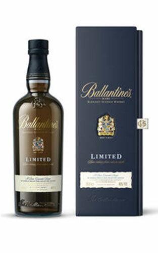 【箱入 正規品】バランタイン リミテッド ブレンデッド スコッチ ウイスキー 正規 箱付 700ml 40% ハードリカー