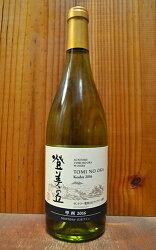 登美の丘 甲州 2016 登美の丘ワイナリー 日本 山梨県 白ワイン 辛口 750ml 登美の丘ワイナリーシリーズ (登美の丘・甲州)TOMI NO OKA Koushu [2016] Tomi no Oka Winery