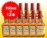 【送料無料】【正規品】メーカーズマーク バーボン ウイスキー 700ml×12本 ケース [12本入り] 正規代理店輸入品 レッド トップ 700ml 45%