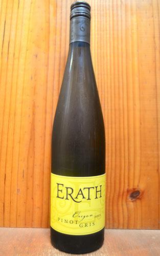ワイン, 白ワイン 2016AVA()()ERATH Oregon Pinot Gris 2016 ERATH Winery (Earth Heart Erath)