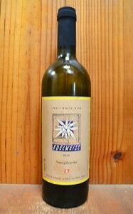 エーデルワイス シャスラ スイス ホワイトワイン 2018 カーヴ ド ジョリモン モン スュール ロール 白ワイン 辛口 750mlEDELWEISS Chasselas Suiss White Wine [2018] Cave de Jolimont S.A (Suiss Mont-sur-Rolle)