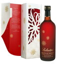 【箱入・正規品】バランタイン・クリスマスリザーブ・リミテッド・エディション・ブレンデット・スコッチ・ウイスキー・700ml・40%・2019年リリース商品