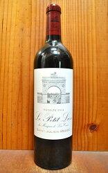 【6本以上ご購入で送料・代引無料】ル プティ リオン デュ マルキ ド ラスカーズ 2014 (シャトー レオヴィル ラスカーズ の2ndラベル) 赤ワイン ワイン 辛口 フルボディ 750mlLe Petit Lion du Marquis de Las-Cases [2014]