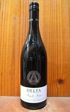 デルタ ヴィンヤード マールボロ ピノ ノワール 2016 ニュージーランド マールボロ デルタ ヴィンヤード ワインメーカー (マット トムソン) ニュージーランド マールバラ 赤ワイン ワイン 辛口 ミディアムボディ 750ml