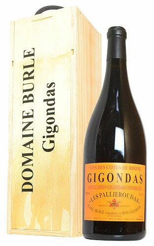 ワイン, 赤ワイン  2016 ( ) AOC 1500ml 1.5LGigondas Les Pallieroudas M.G