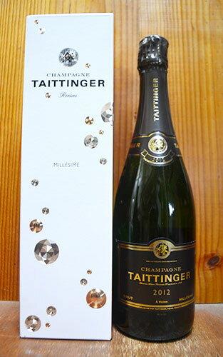 ワイン, スパークリングワイン・シャンパン  2013 750mlTAITTINGER Champange Brut Millesime 2013