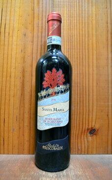 フレスコバルディ モッレリーノ ディ スカンサーノ サンタ マリア 2013 正規 赤ワイン ワイン 辛口 フルボディ 750mlFRESCOBALDI SANTA MARIA [2013] DOCG Morellino di Scansano