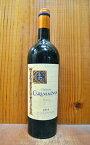 シャトー ド カルルマニュス (カロリュス) 2015 自然派リュットレゾネ 赤ワイン ワイン 辛口 フルボディ 750mlChateau de CARLMAGNUS [2015] AOC Fronsac