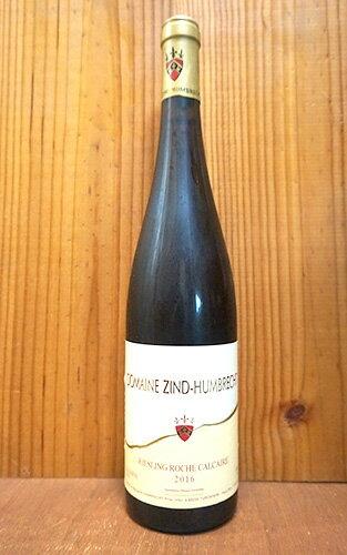 ワイン, 白ワイン  2016 () 750mlAlsace Riesling Roche Calcaire 2016