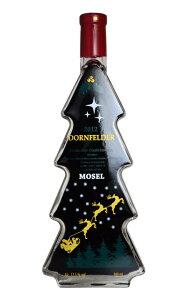 クリスマス・ツリー・ボトル・モーゼル・ドルンフェルダー(赤)[2012]年・かわいいクリスマス...