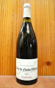 コート・ド・ニュイ・ヴィラージュ・ルージュ[1995]年・究極限定古酒・ルー・デュモン・レア・セレクション・AOCコート・ド・ニュイ・ヴィラージュCote de Nuits Villages [1995] Lou Dumont Lea Selection AOC Cote de Nuits Villages