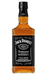【正規品 1750ml ビッグサイズ】ジャック ダニエル ブラックラベル オールド No.7 テネシーウイスキー ジャック ダニエル蒸留所 正規代理店輸入品 1750ml 40% ハードリカーJACK DANIELS TENNESSEE WHISKY JACK DANIEL'S 1750ml 40%