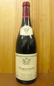マルサネ・ルージュ[2007]年・ルイ・ジャド社・AOC・マルサネMARSANNAY Rouge [2007] Louis Jad...