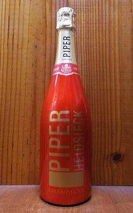 【6本以上ご購入で送料・代引無料】パイパー エドシック ブリュット シャンパーニュ スリーブボトル パイパー エドシック社 750ml AOCシャンパーニュ 正規代理店輸入品Piper-Heidsieck Champagne Brut Sleeve Bottle AOC Champagne