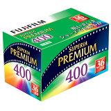 富士フィルム 35mmフィルム SUPERIA PREMIUM 400 36枚撮 36EX