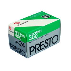 35mmモノクロフィルム、35mmモノトーンフィルムフジフイルム NEOPAN 400 PRESTO 24EX ネオパン ...