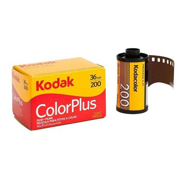 カメラ・ビデオカメラ・光学機器用アクセサリー, カメラ用フィルム Kodak ColorPlus 200 36EX 36