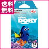 【メール便 送料無料】FUJI FILM/富士フィルム INSTAX MINI チェキ フィルム ファインディング・ドリー 1P