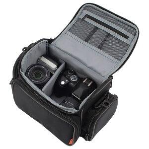 ナイロン製一眼レフカメラ用バッグ