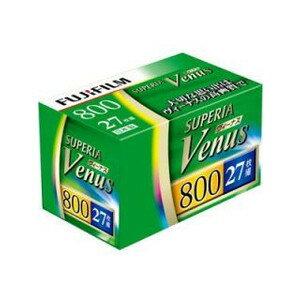 富士フイルム SUPERIA Venus 800 [135 27枚撮 1本]
