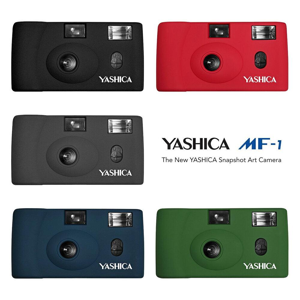 デジタルカメラ, トイカメラ  YASHICA MF-1 35mm