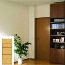 壁面書棚 大容量壁面書庫 A4収納 G2 【オーダー書棚】参考書 DV...