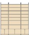 �ǎ��[ ������41.5cm ���s46x����232�`241x��171�`208cm