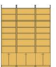 �ǎ��[ ������52.5cm ���s46x����232�`241x��150�`188cm