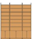 �ǎ��[ ������52.5cm ���s46x����232�`241x��161�`198cm