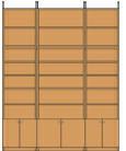 �ǎ��[ ������52.5cm ���s46x����250�`259x��161�`198cm