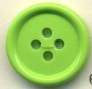 トップカラーポリボタン グリーン
