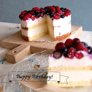 べリーべリージェラートケーキ