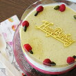 お誕生日ケーキプレートHAPPYBIRTHDAYケーキにのせるだけ!ウイングチップ