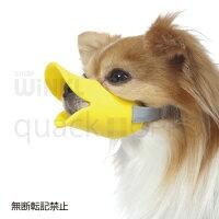 【テラモト】【OPPO】quack(クアック・Sサイズ)口輪にみえない口輪