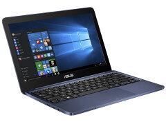 【代引き手数料無料】ASUS ノートパソコン EeeBook X205TA X205TA-DBLUE10 [ダークブルー]