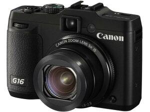 【代引き手数料無料】CANON デジタルカメラ PowerShot G16