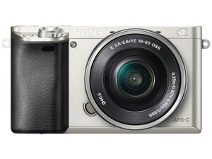 【代引き手数料無料】SONY デジタル一眼カメラ ILCE-6000L/S