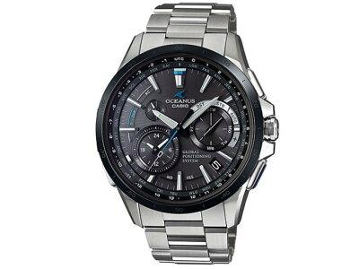 【代引き手数料無料】CASIO 男性向け腕時計 OCW-G1000DB-1AJFオシアナス OCW-G1000DB-1AJF