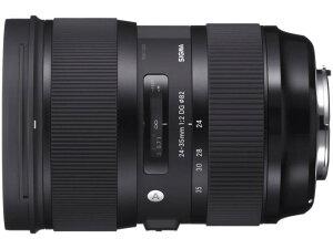 【代引き手数料無料】SIGMA レンズ 24-35mm F2 DG HSM [キヤノン用]