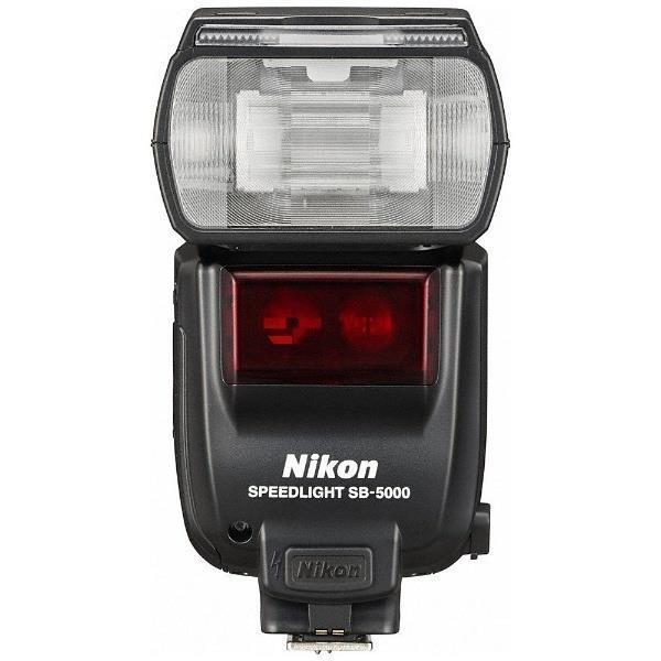 カメラ・ビデオカメラ・光学機器用アクセサリー, ストロボ NIKON SB-5000
