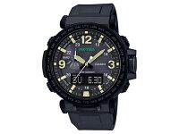 CASIO男性向け腕時計PRG-600Y-1JFプロトレックトリプルセンサータフソーラーPRG-600Y-1JF