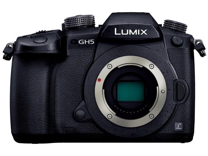 デジタルカメラ, デジタル一眼レフカメラ Panasonic LUMIX DC-GH5