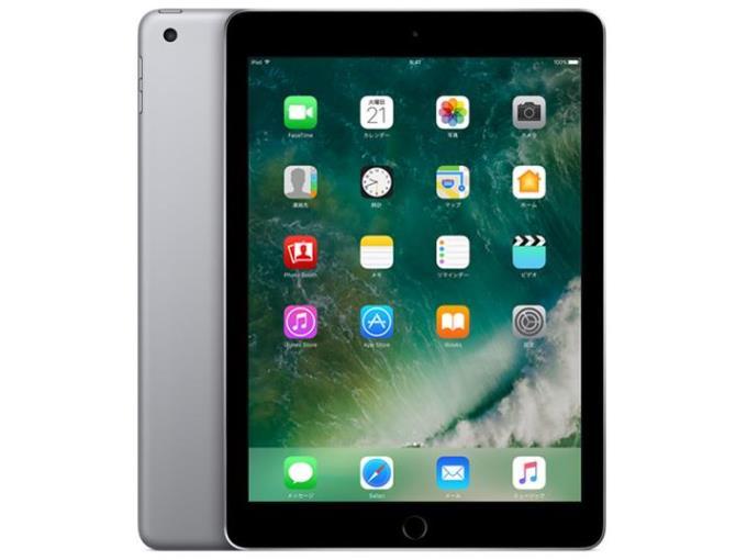 APPLE iPAD(Wi-Fiモデル) MP2F2J/A (iPad2017 32GB)iPad Wi-Fi 32GB 2017年春モデル MP2F2J/A [スペースグレイ](iPad2017 32GB)