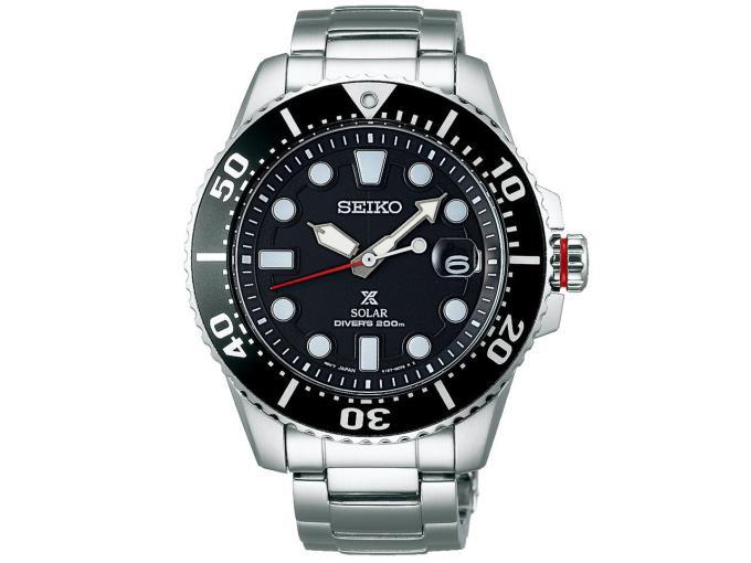SEIKO 男性向け腕時計 プロスペックス ダイバースキューバ SBDJ017